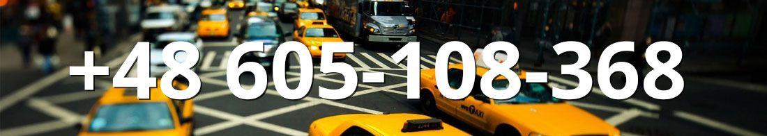 Świebodzin Taxi